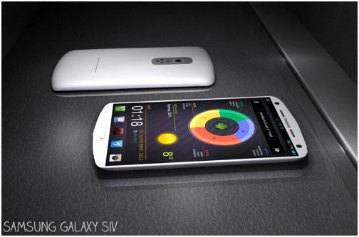 Новые подробности Samsung Galaxy S IV. Смартфон получит электронное перо