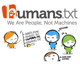 Для чего необходим файл humans.txt и как его создать