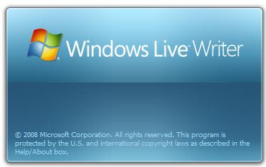 Windows Live Writer — помошник публикаций в WordPress-блоги