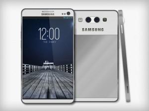 Компания Samsung представляет смартфон Samsung Galaxy S IV. ФОТО