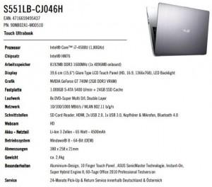 vivobook-s551
