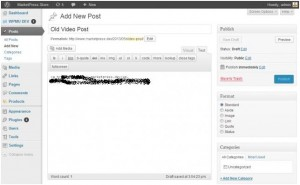 wordpress3.6-audio-i-video