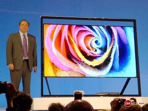 Модельный ряд телевизоров 2013 года Samsung в формате 4K (Ultra HD)