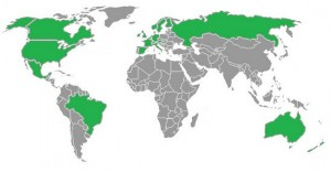 Xbox One выйдет в России и еще в 20 странах в 2013 году