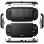 Компания Sony представила портативную консоль нового поколения PS Vita