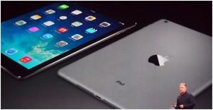 Компания Apple выпустила новые планшеты, ноутбуки: iPad Air, MacBook Pro