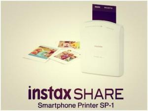 CES 2014: портативный принтер Fujifilm для смартфонов и планшетов