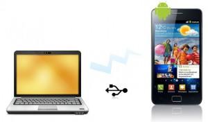 Раздача интернета с компьютера для Android