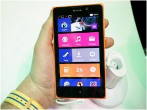 MWC 2014: Компания Nokia представила линейку смартфонов на Android