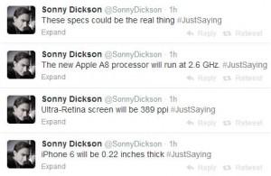 Твиты про Apple 6