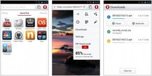 Opera для Android с WebRTC