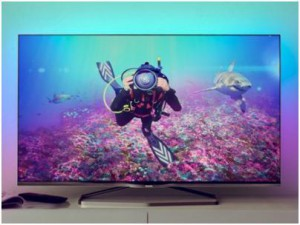 Модельный ряд телевизоров Philips 2014 года на Android