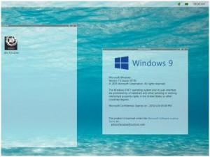 Windows 9 окончательно вытеснит Windows XP