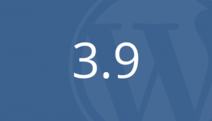 Бета-версия WordPress 3.9