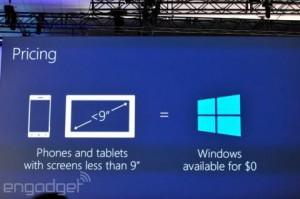 Корпорация Microsoft показала новое меню Пуск и сделала Windows бесплатной