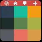 Как поменять цветовую схему консоли WordPress?