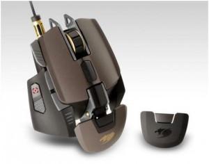 Cougar 700M — мышь с 32-разрядным процессором и памятью
