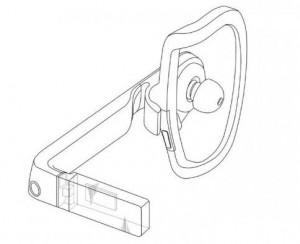 Прототип Samsung Gear Glass