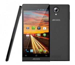 Archos 50b и 50c Oxygen — новые 5-дюймовые смартфоны