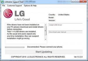 Прошиваем смартфон или планшет от компании LG