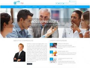 Тема AccessPress Lite