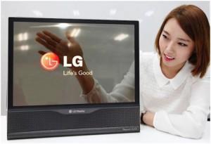 Прозрачные дисплеи LG