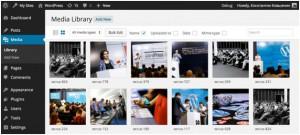 Медиатека в WordPress 4.0