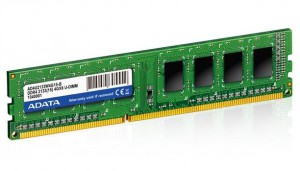 Компания ADATA представила оперативную память DDR4-2133 U-DIMM