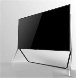 Первый в мире гибкий телевизор от Samsung уже в продаже. ВИДЕО