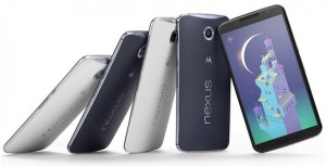 Компания Google анонсировала Nexus 6 и Android Lollipop