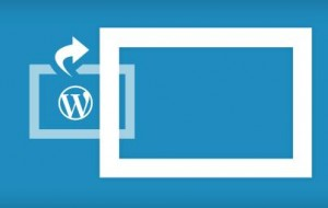 Redirection WordPress
